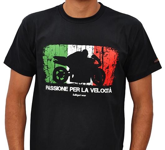 Camiseta Kallegari -  Passione  - Ditesta & Daihead - Moto Store