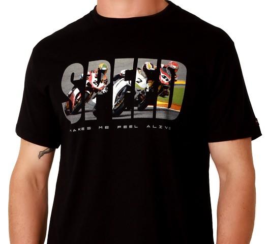 Camiseta Kallegari -  Speed  - Ditesta & Daihead - Moto Store