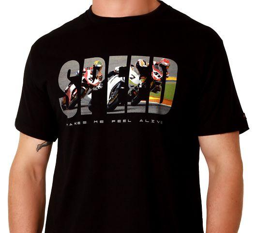 Camiseta Kallegari Speed  - Ditesta & Daihead - Moto Store