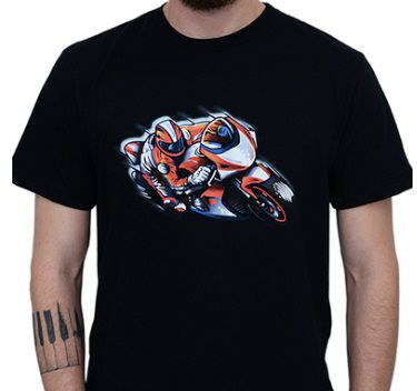Camiseta Kallegari Sport Bike  - Ditesta & Daihead - Moto Store