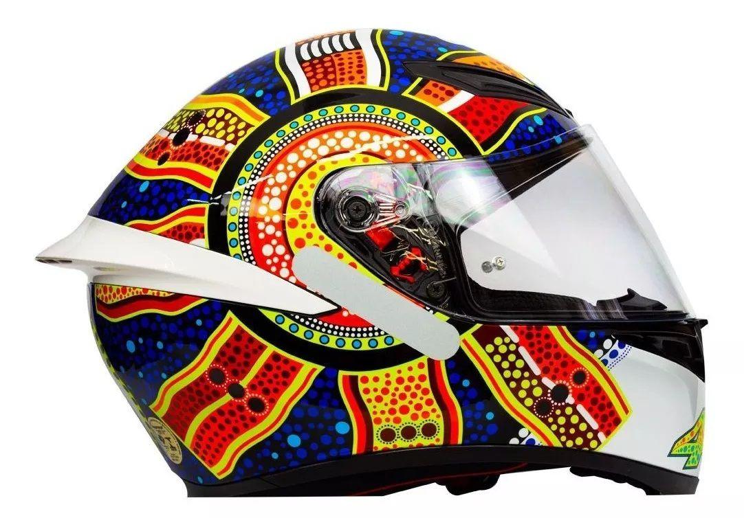 Capacete AGV K1 DREAMTIME  - Ditesta & Daihead - Moto Store