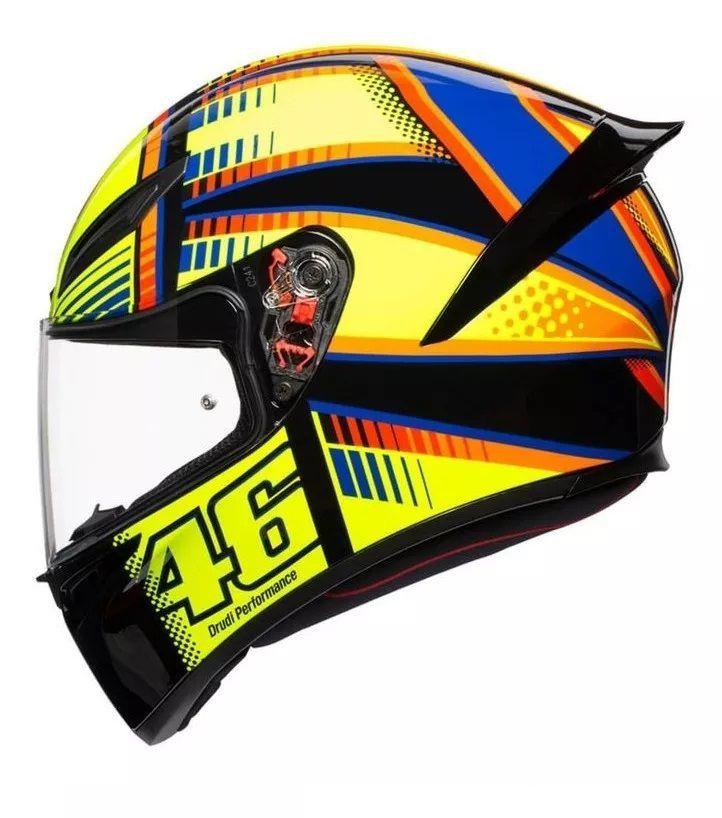 Capacete AGV K1 SOLELUNA   - Ditesta & Daihead - Moto Store