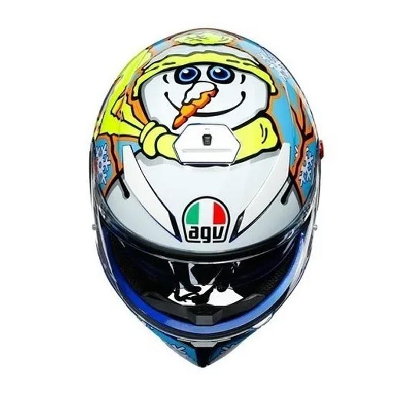 Capacete AGV K3 Winter Test  - Ditesta & Daihead - Moto Store