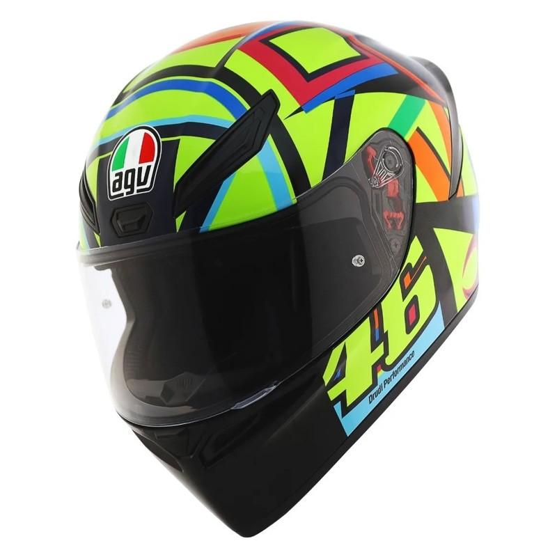 Capacete Agv Valentino Rossi K1 Soleluna 17  - Ditesta & Daihead - Moto Store