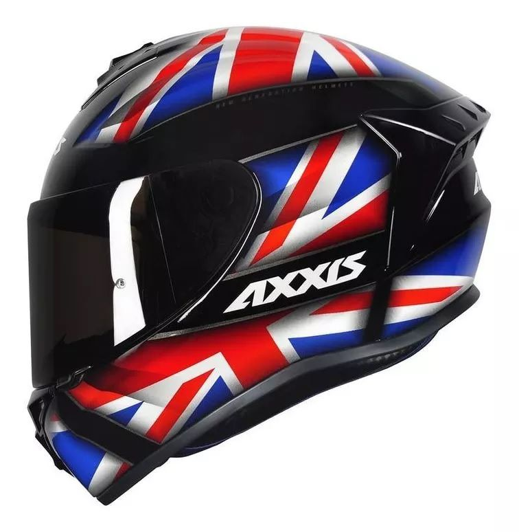 Capacete Axxis Draken UK