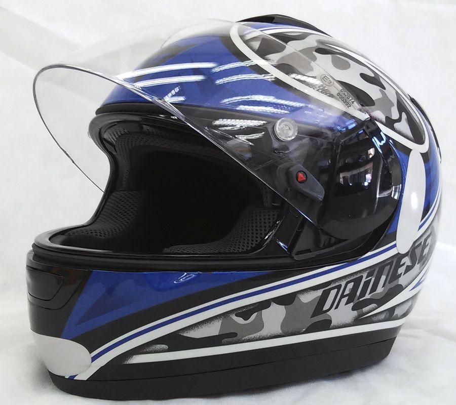 Capacete Dainese D 180 Azul  - Ditesta & Daihead - Moto Store