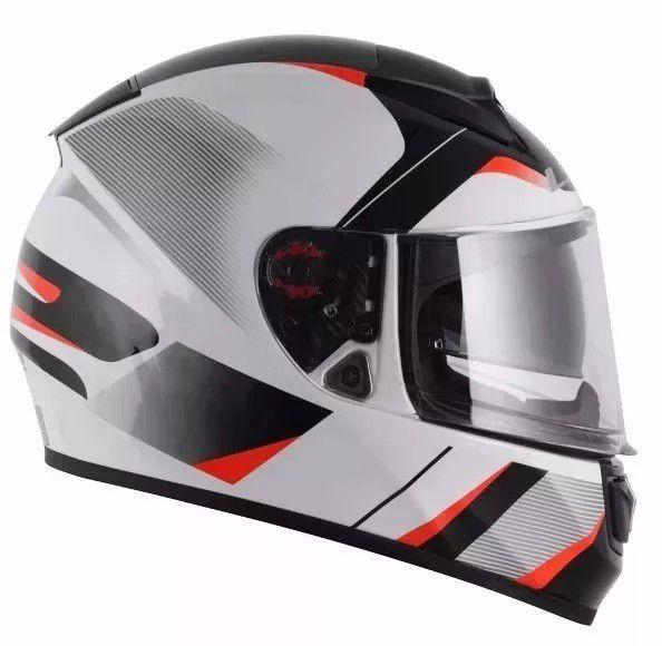 Capacete Ls2 Ff397 Vector Tricomposto Com Fibra De Carbono  - Ditesta & Daihead - Moto Store