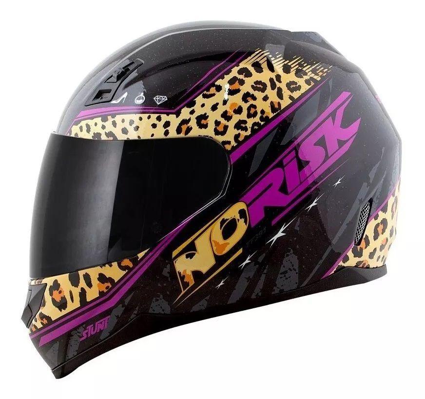 Capacete Norisk FF391 Beuaty Jaguar  - Ditesta & Daihead - Moto Store