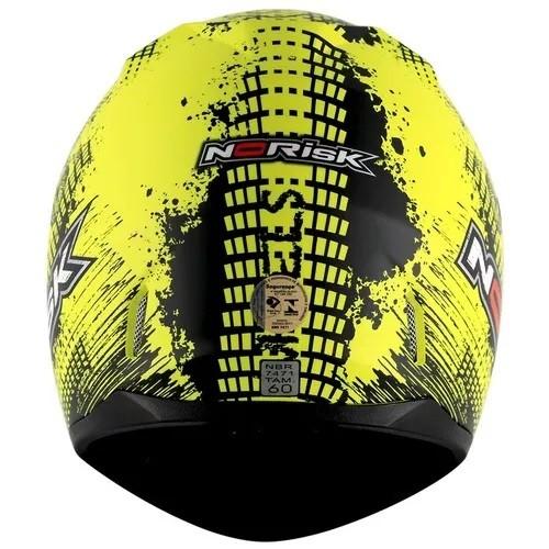 Capacete Norisk Ff391 Wheels   - Ditesta & Daihead - Moto Store