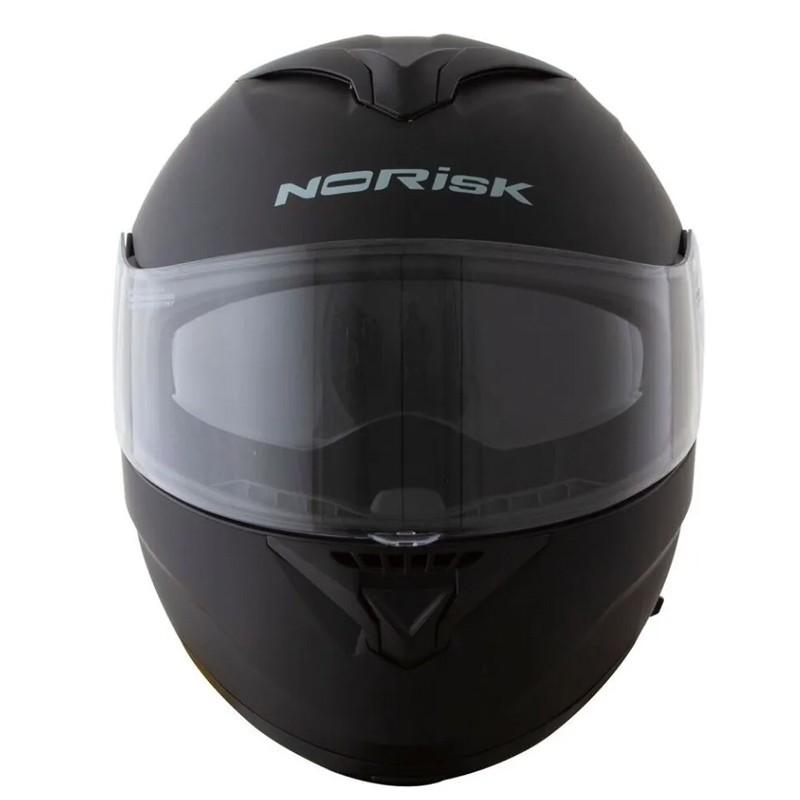 Capacete Norisk Force Simplicity Preto Fosco  - Ditesta & Daihead - Moto Store