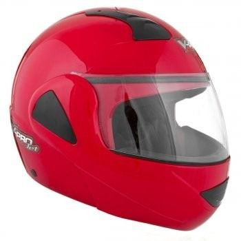Capacete Pro Tork V Pro Jet Vermelho  - Ditesta & Daihead - Moto Store