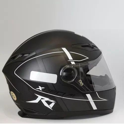 Capacete Race Tech Evo Xpecial RT501 Preto e Branco  - Ditesta & Daihead - Moto Store
