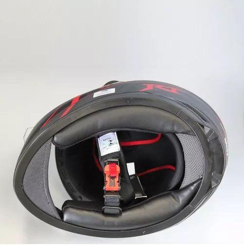 Capacete Race Tech Evo Xpecial RT501 Preto e Vermelho  - Ditesta & Daihead - Moto Store