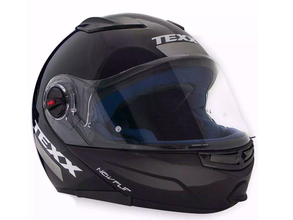 Capacete Texx New Flip  - Ditesta & Daihead - Moto Store