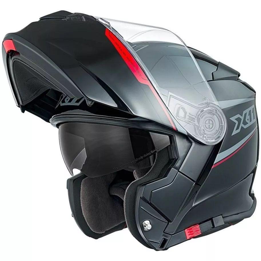 Capacete X11 Articulado Turner Sv (c/ Viseira Solar Interna)  - Ditesta & Daihead - Moto Store