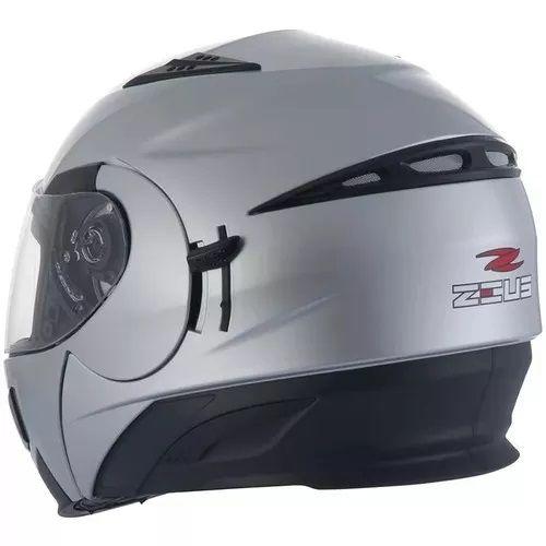 Capacete Zeus 3020 Cinza  - Ditesta & Daihead - Moto Store
