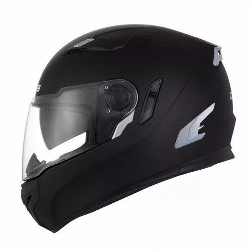 Capacete Zeus 813 Matt Black Preto Fosco  - Ditesta & Daihead - Moto Store
