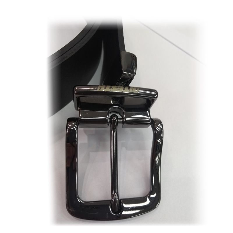 Cinto de Couro Masculino Reversível Duas Cores  - Ditesta & Daihead - Moto Store