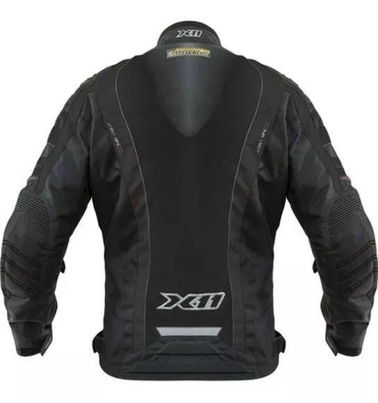 Jaqueta Impermeável X11 Next Com Cupim  - Ditesta & Daihead - Moto Store