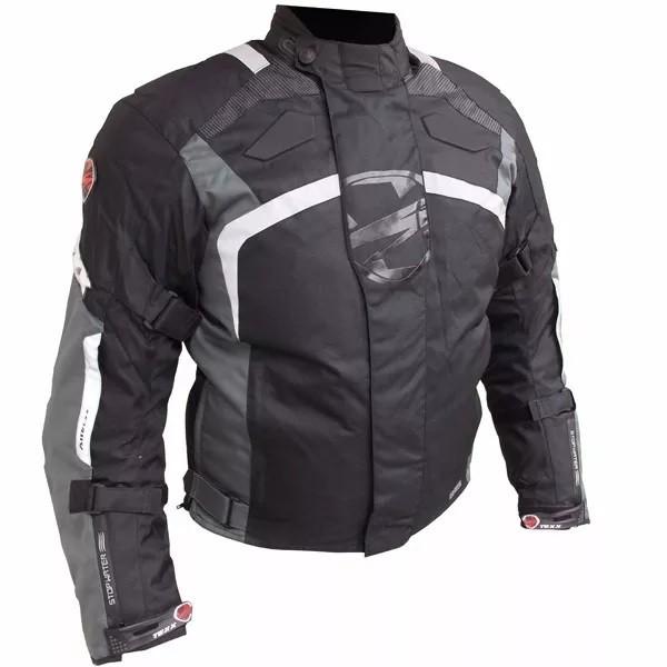 Jaqueta Motoqueiro Texx Kraken Impermeavel  - Ditesta & Daihead - Moto Store