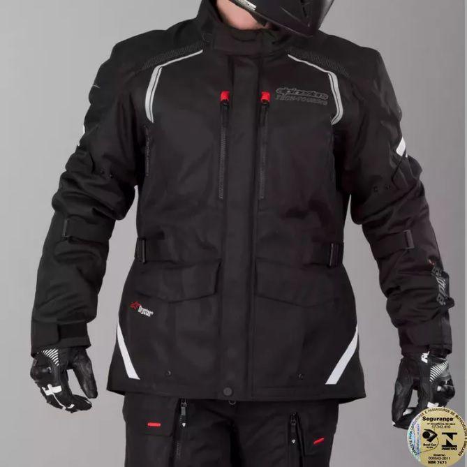 Jaqueta Parka Alpinestars Andes V2 Big Trail  - Ditesta & Daihead - Moto Store
