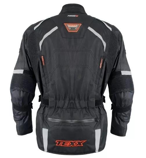Jaqueta Parka Texx Force III  - Ditesta & Daihead - Moto Store