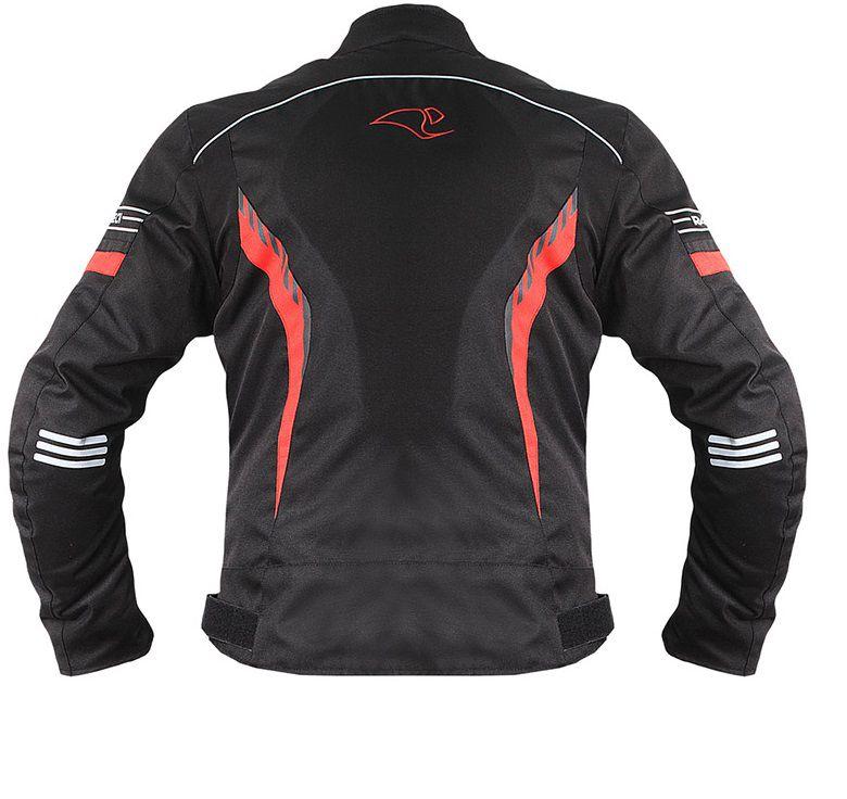Jaqueta Race Tech Argos Preto/Vermelho  - Ditesta & Daihead - Moto Store