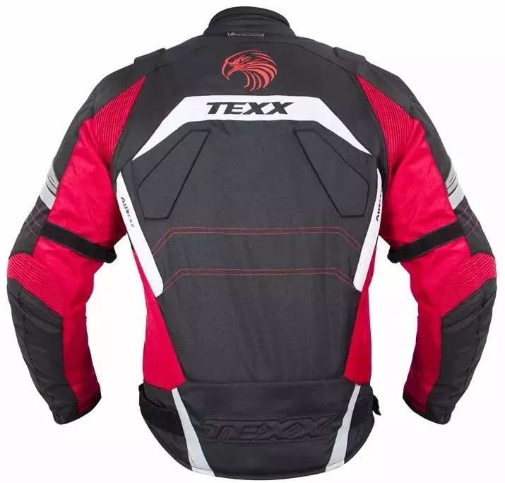 Jaqueta Texx Falcon Reloaded Impermeável  - Ditesta & Daihead - Moto Store