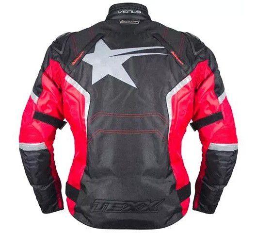 Jaqueta Texx Vênus Reloadead  - Ditesta & Daihead - Moto Store