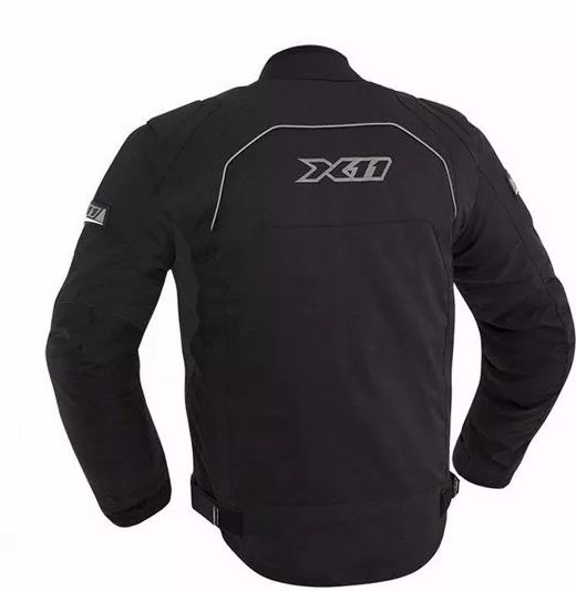 Jaqueta X11 Guard Preta  - Ditesta & Daihead - Moto Store