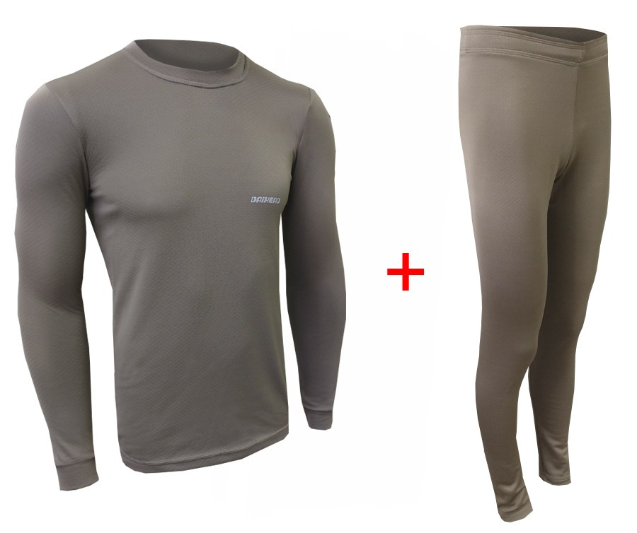 Kit Calça e Camisa ThermoHead Soft Cold - Unissex