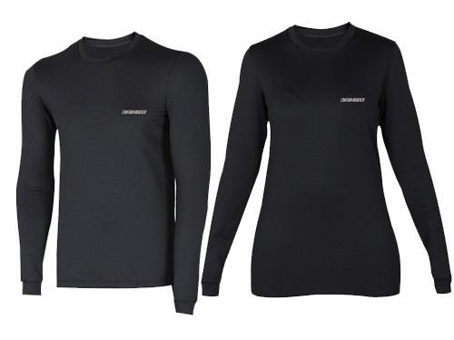 Kit  Segunda Pele Thermohead Extreme Cold ( Calça, Camisa, Meia, Duas Balaclava eLuva) - Unissex  - Ditesta & Daihead - Moto Store