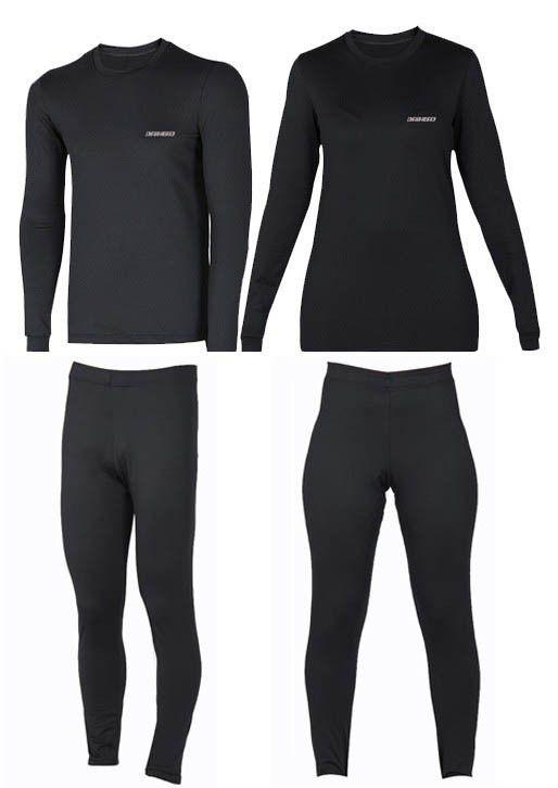 Kit  Segunda Pele Thermohead Extreme Cold ( Calça e Camisa) - Unissex