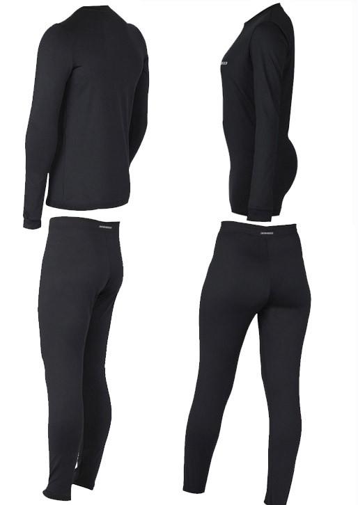 Kit  Segunda Pele Thermohead Extreme Cold ( Calça e Camisa) - Unissex  - Ditesta & Daihead - Moto Store