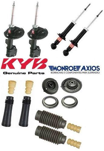 Jogo Amortecedor+kits Batentes Peugeot 308/408 Kayaba/axios