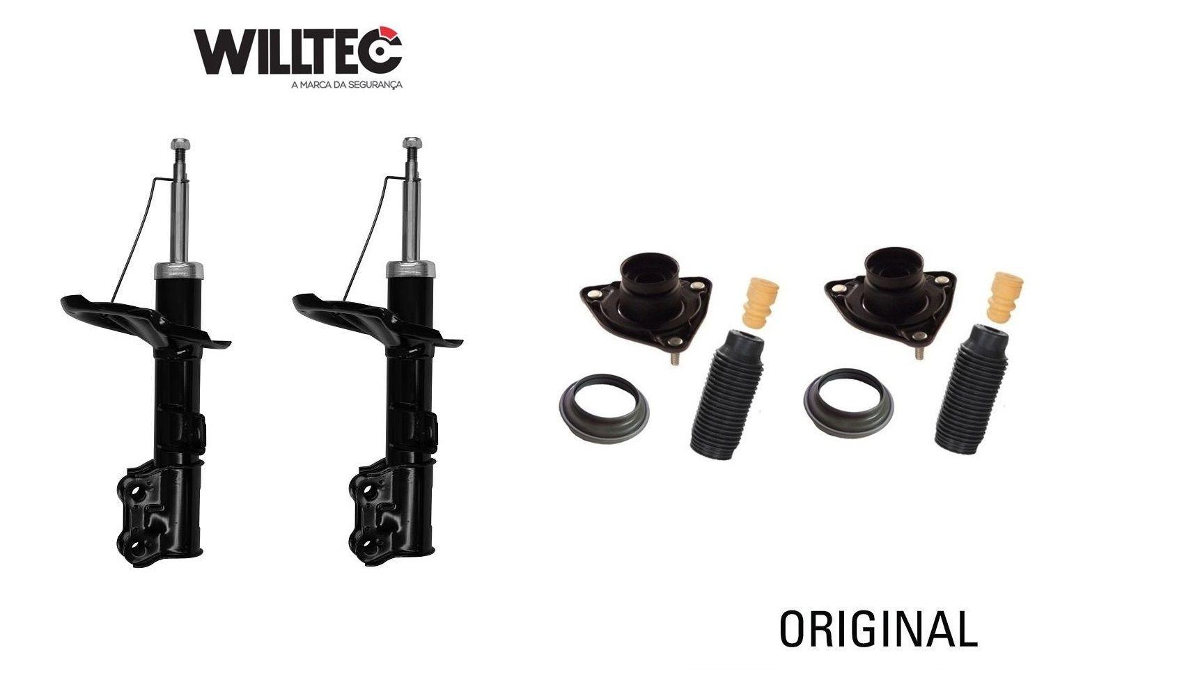 Amortecedor Dianteiro c/kit batente  I30 2.0 16v  2009 a 2012 willtec