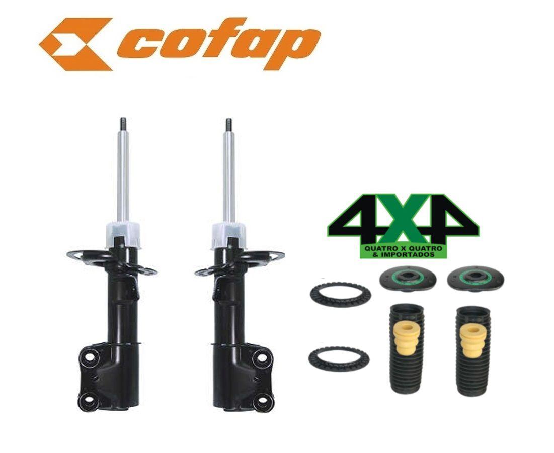 Amortecedor Dianteiro C/Kits Batentes Fusion Titatium 2013 a 2016 Cofap Par