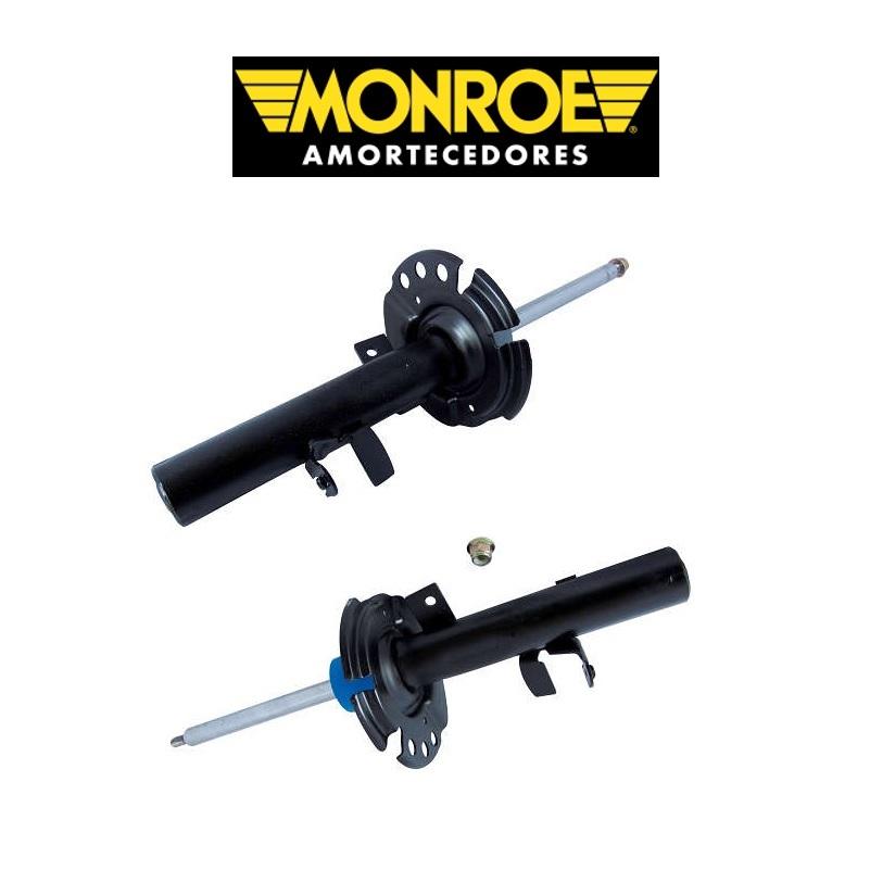 Amortecedor Dianteiro Ecosport 2004 A 2012 Par Monroe
