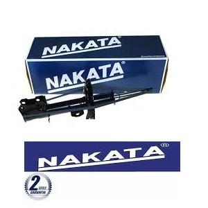 Amortecedor Dianteiro Ford Fiesta 2003 A 2012 Par Nakata