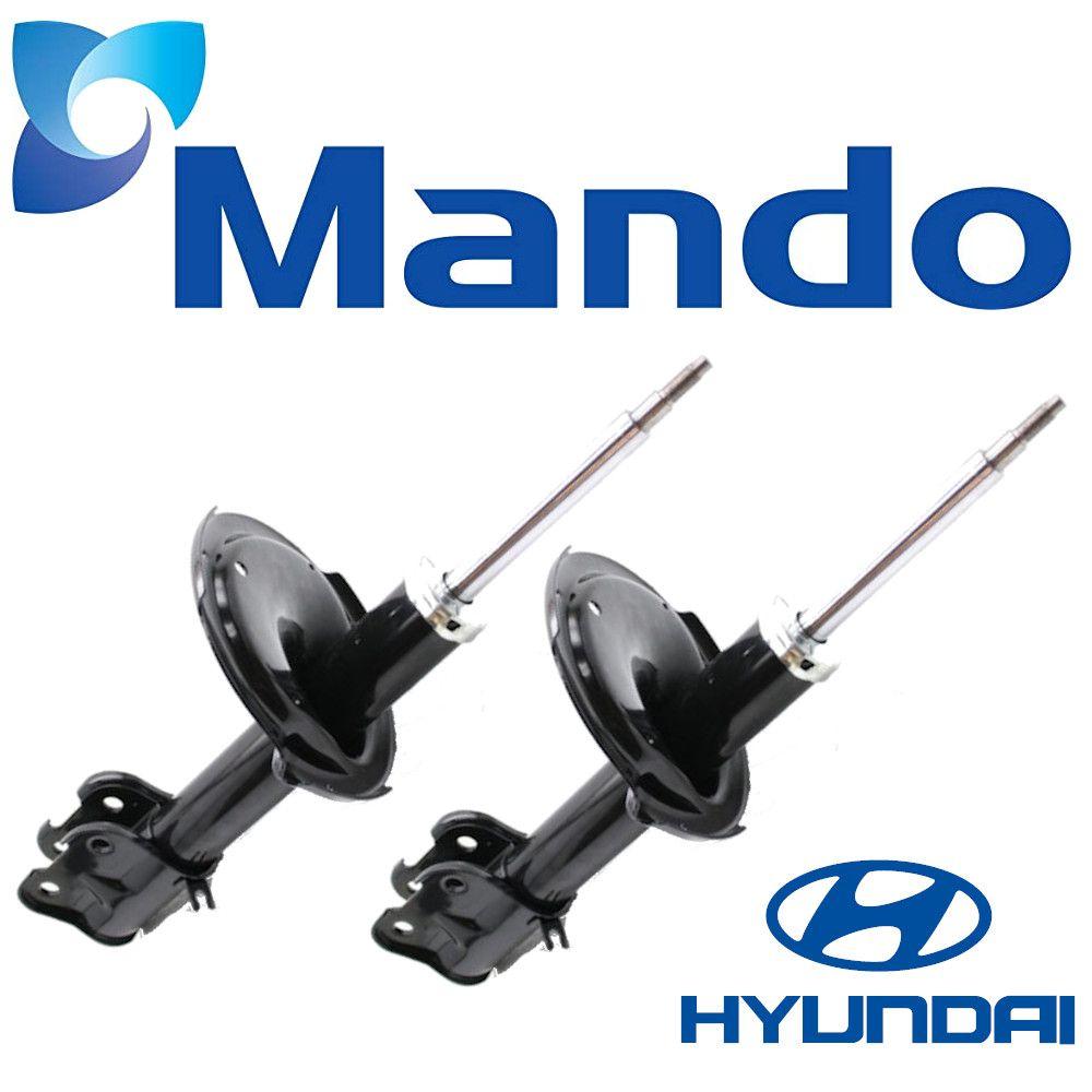 Amortecedor Dianteiro Hyundai Vera Cruz 2006 A 2012 Original Mando