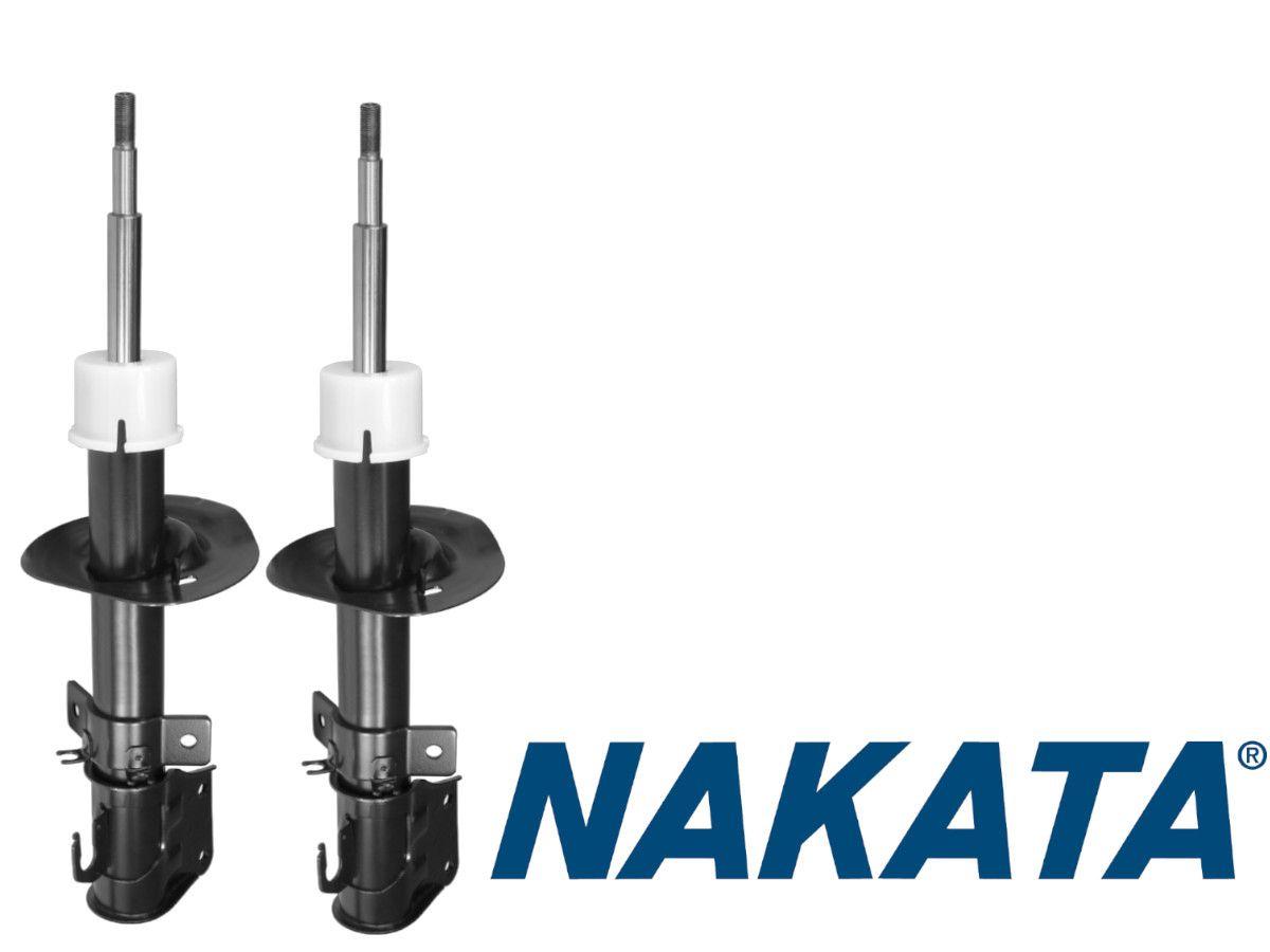 Amortecedor Dianteiro Idea 1.4 1.8 2006 Até 2015 Par Nakata