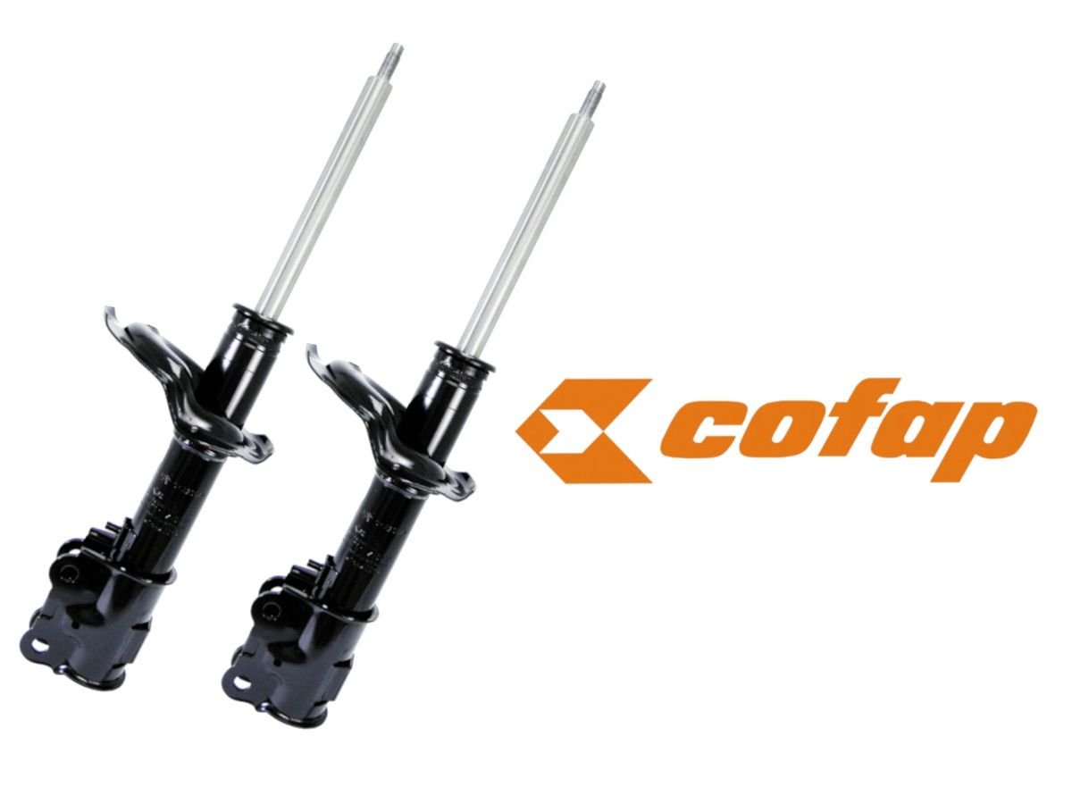 Amortecedor Dianteiro Mitsubishi Lancer 2012 a 2017 Par Cofap