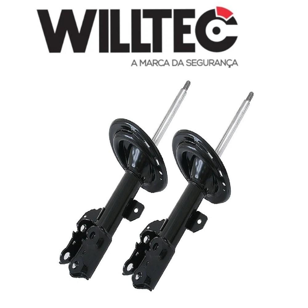 Amortecedor Dianteiro New Camry ano 2012/2018 Par Willtec