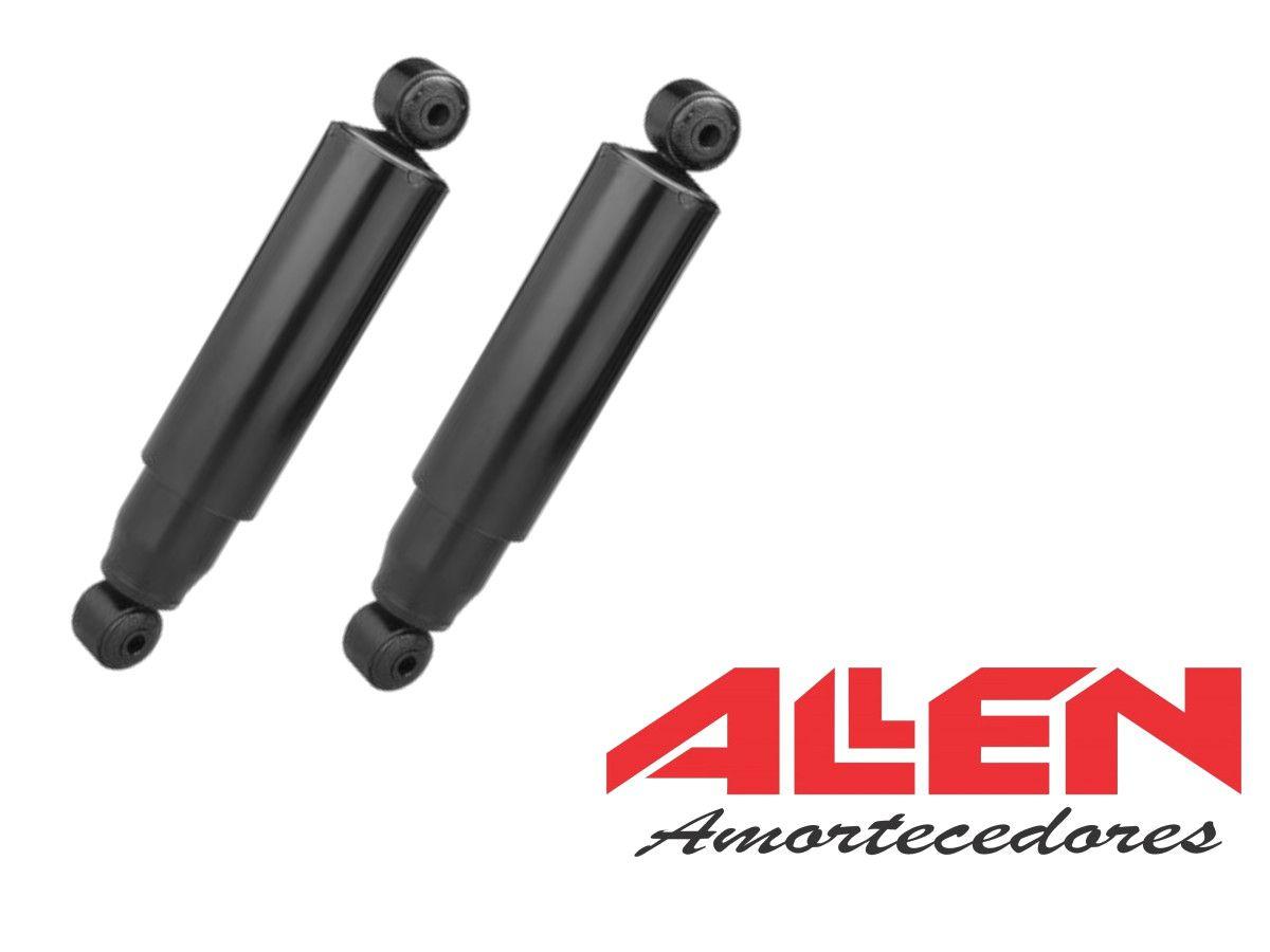 Amortecedor Dianteiro Renault Master (Furgão MiniBus) 2002 a 2014 Par Allen