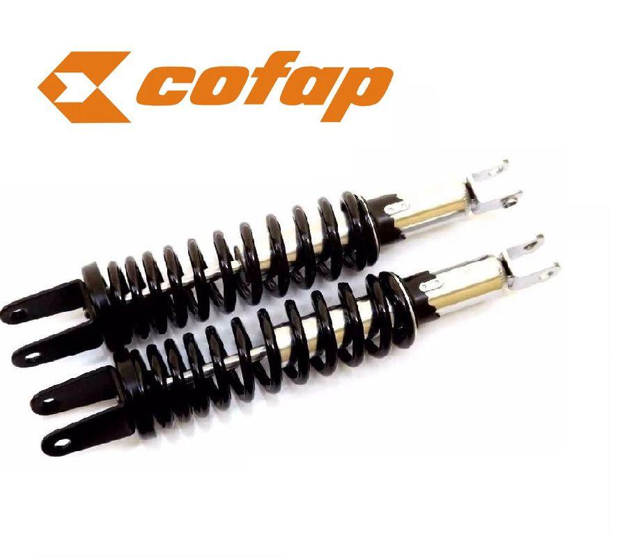 Amortecedor Honda Cb400 Cb450 Cofap Original cromado c/regulagem