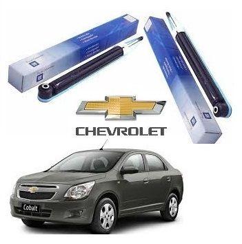 Amortecedor Traseiro Cobalt 2012 até 2017 Par Original