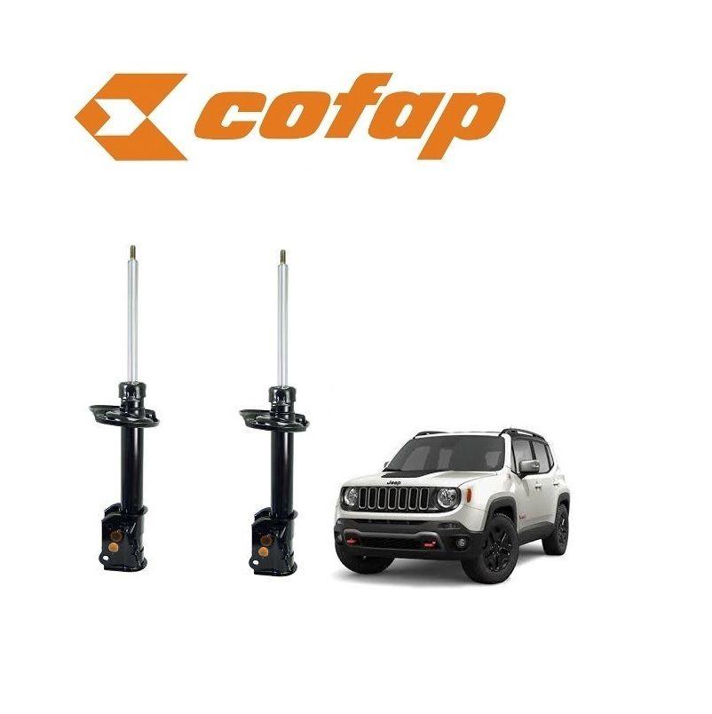 Amortecedor Traseiro Jeep Renegade 4x2 2015/20 Par Cofap