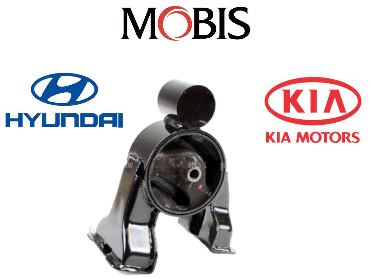 Coxim Motor Tras Cerato 1.6 08/... Elantra 12/... Mobis