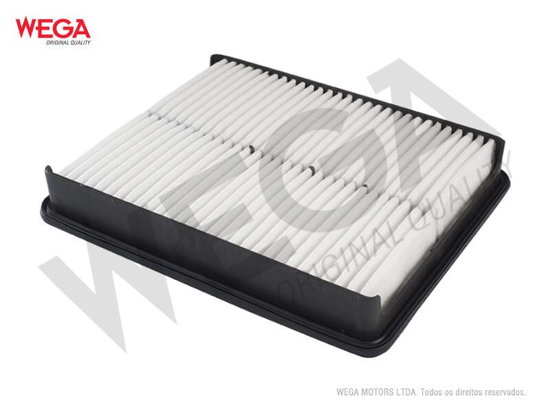 FILTRO AR SANTA FE OPTIMA 2.4 SORENTO 3.5 CADENZA 3.5 AZERA 3.0
