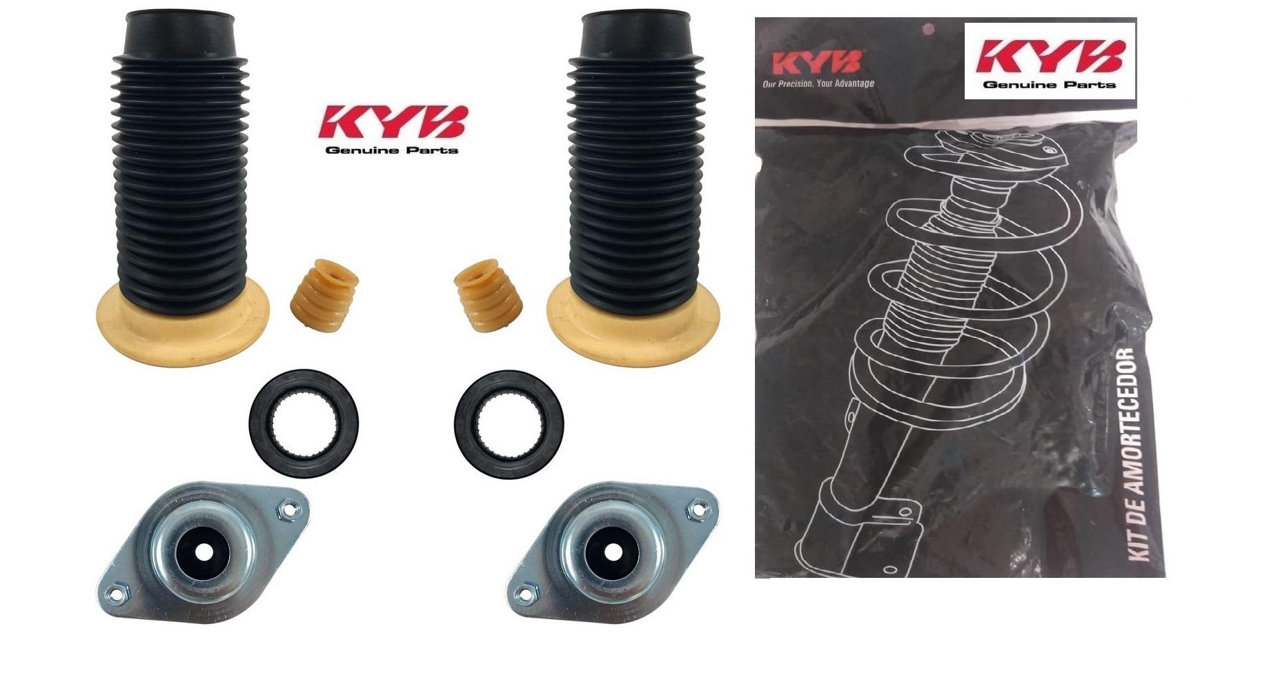 Kit Amortecedor Dianteiro Kwid 2017 2018 2019 2020 Kayaba